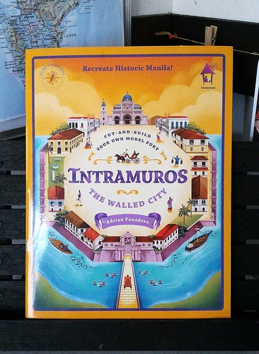 Intramuros, The Walled City: Cut and Build