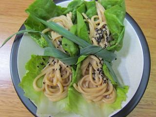 Cold Sesame Noodle Bundles