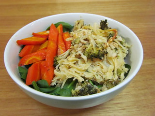 Brown Sugar Carrots; Broccoli Kugel