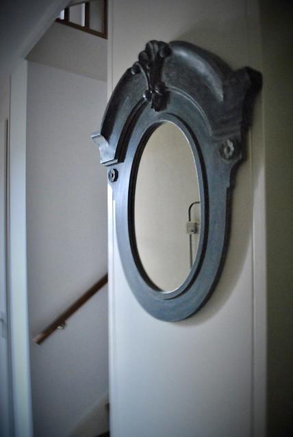 Ossenoog spiegel hal