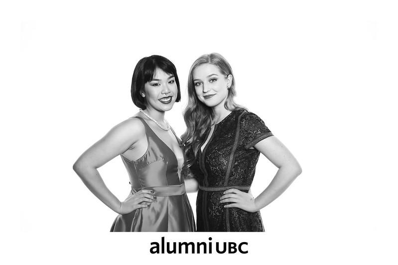 alumni UBC 2017 Achievement Awards - Portrait Station
