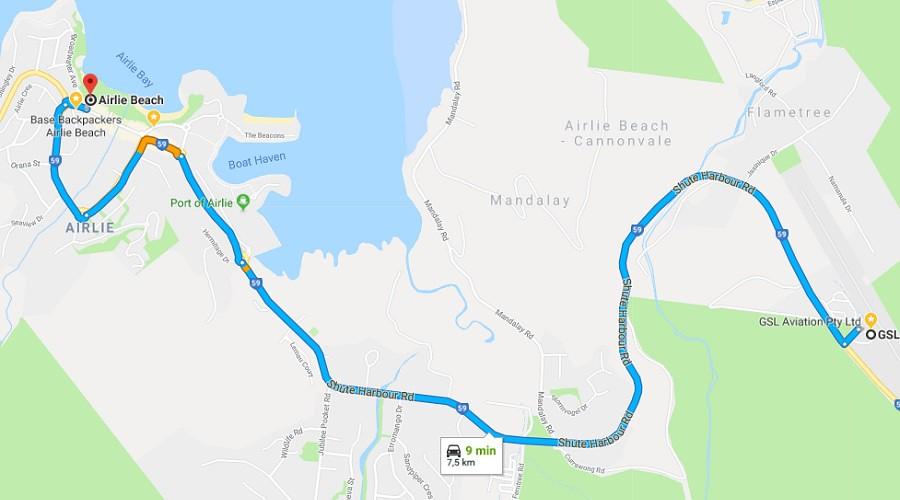 2017-12-19 00_15_19-GSL Aviation Pty Ltd à Airlie Beach Queensland 4802, Australie - Google Maps