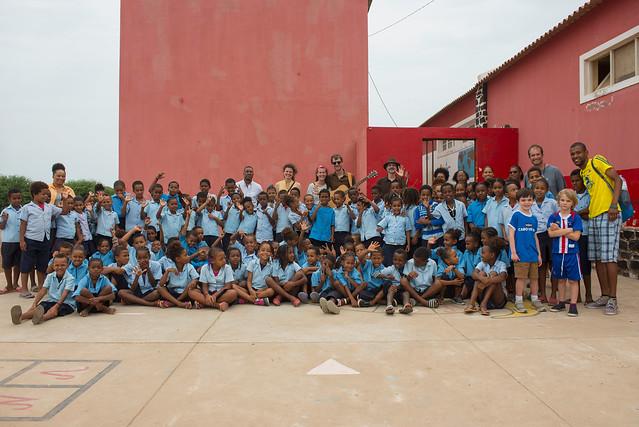 Cabo Verde Morangrass Cultural Exchange 2017