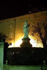FR10 9286 l'Église de St-Raymond & St-Blaise. Pexiora, Aude, Languedoc