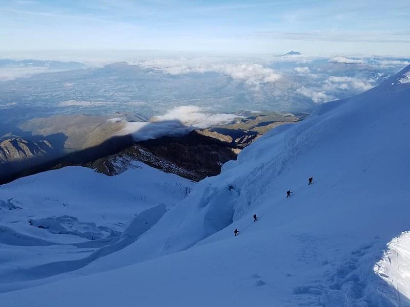 Cayambe • Summit Step