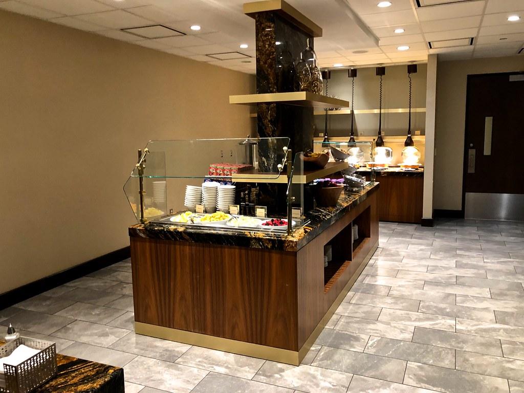 Hilton Americas Executive Lounge 22