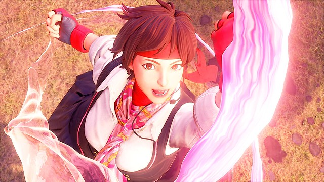 Street Fighter V: Sakura
