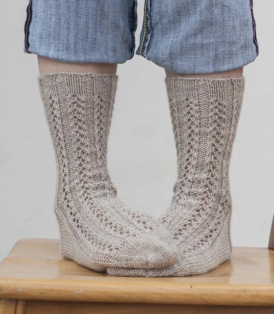 Shortbread Socks