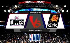 L.A. Clippers-Phoenix Suns Dec 20 2017
