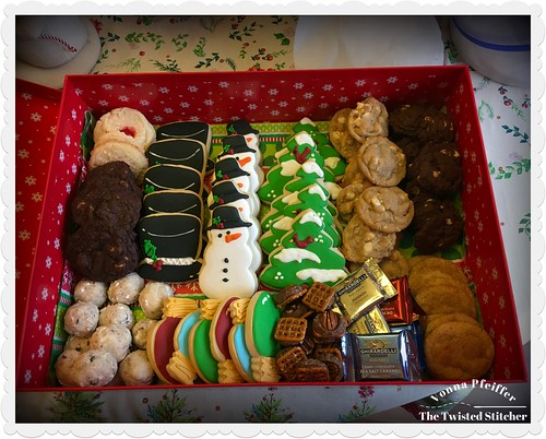 Cookie Tray 2017