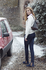 Snowy Day Cable Knit (1)
