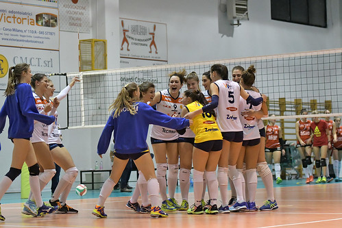 VIVIGAS ARENA VOLLEY-EST VOLLEY S. GIOVANNI N. (UD)