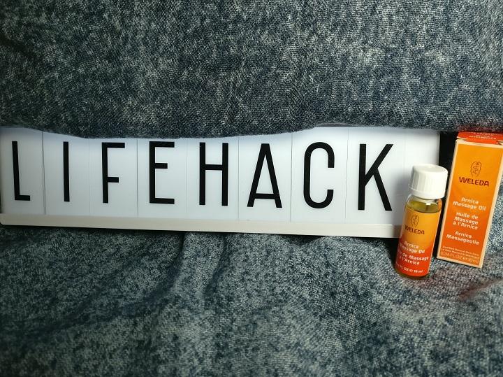 Lifehack Weleda