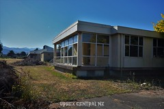 Abandoned Lower North Island Hospital