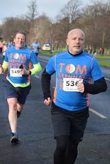 Tom Brennan Memorial 5KM Road Race - New Year's Day 2018