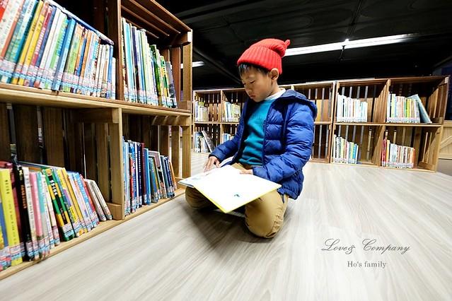 【台北親子免費景點】新北市立圖書館江子翠分館兒童室11