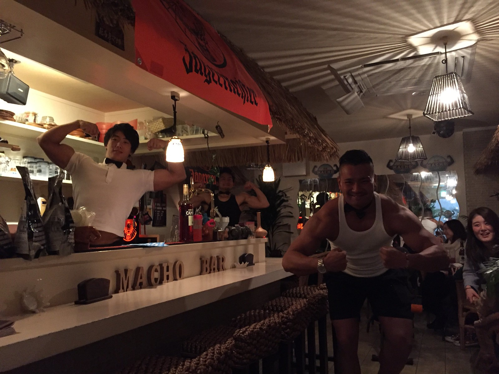 31. Macho Bar