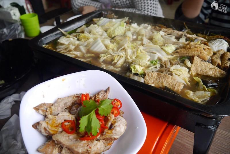 嘉義食記|蜀山四川烤魚