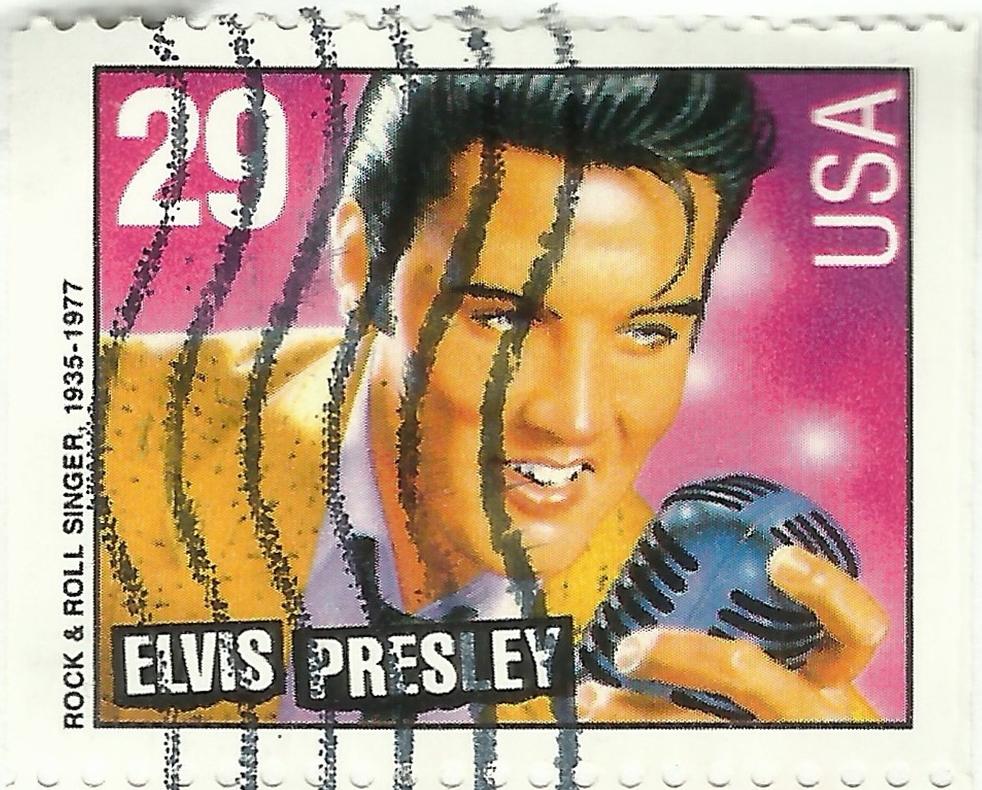 United States - Scott #2731 (1993)