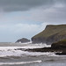 Pentire Point from New Polzeath