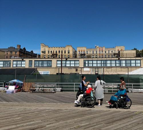 Brighton Beach. Brooklyn, NY