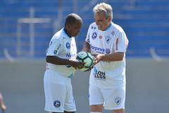 09-12-2017: Quarto encontro de ex-jogadores do Londrina Esporte Clube