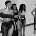 DSC_5776 B&W Miss Southern Africa UK Beauty Pageant Contest Beach Wear Bikini Fashion at Oasis House Croydon Dec 2017