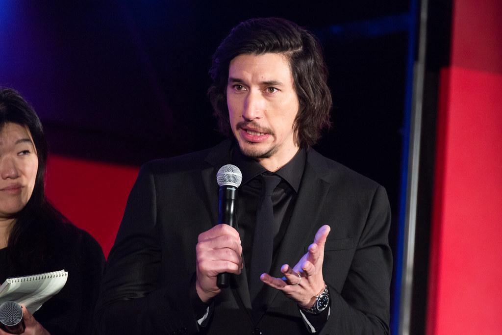 Star Wars: The Last Jedi Japan Premiere Red Carpet: Adam Driver