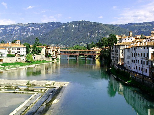 Holzbrücke Bassano del Grappa  640