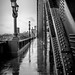 Newcastle. The Tyne Bridge.
