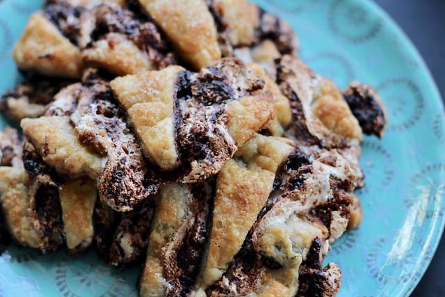 S'mores Rugelach Smash Cookies - 16