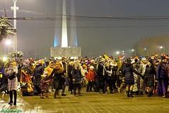 В Витебске в новогоднюю ночь на площади Победы будет 4 контрольно-пропускных пункта