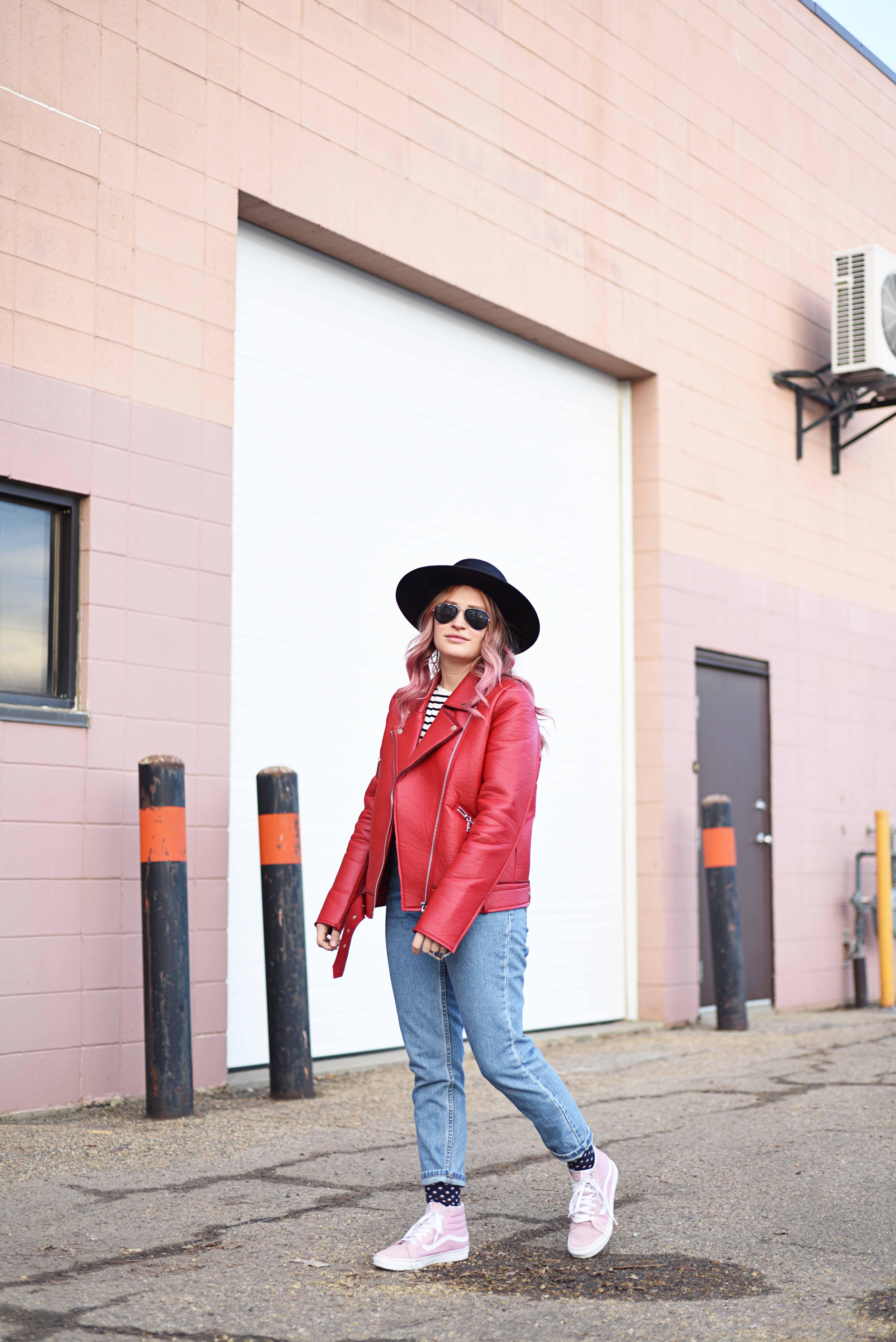 red-guess-moto-jacket-sandy-joe-the-pretty-secrets-9