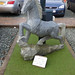 Earlswood Garden & Landscape Centre - horse sculpture