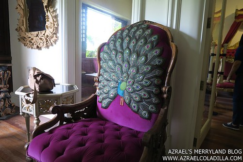 13_Philtranco Pampanga - Peacock Chair