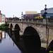 Welsh Bridge Shrewsbury