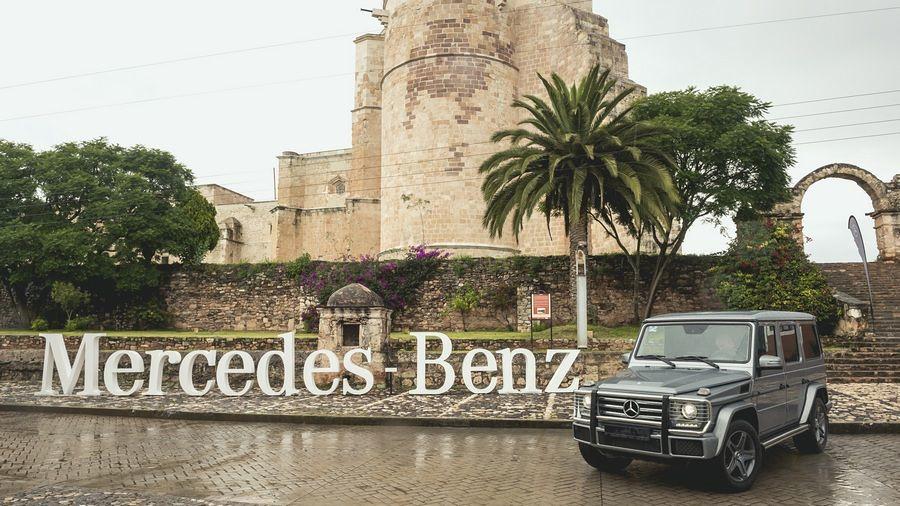 mercedes g-class pozdravno vozenje 1