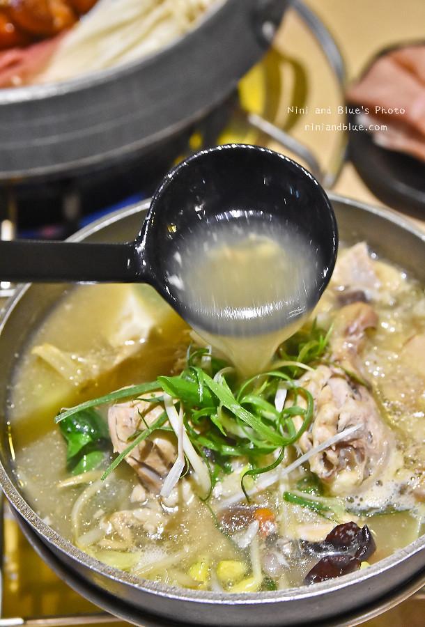 台中O八韓食Menu菜單15
