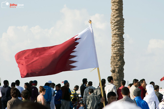 We love Qatar