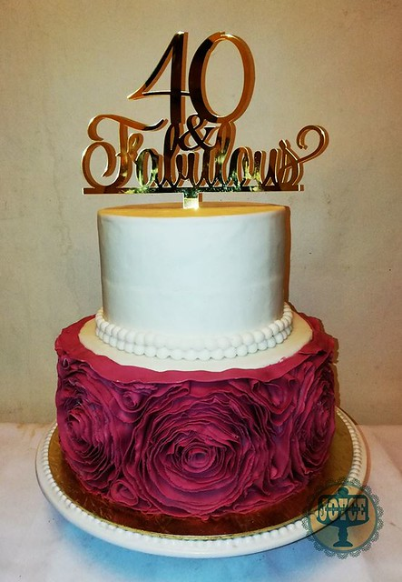 Cake from SUGAR and SPICE by JOYCE