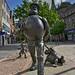 Desperate Dan statue, Dundee