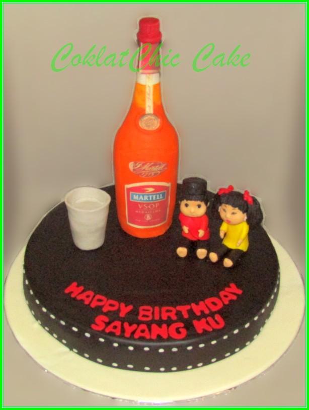 Cake Martel dengan Unyil & Melanie 30cm
