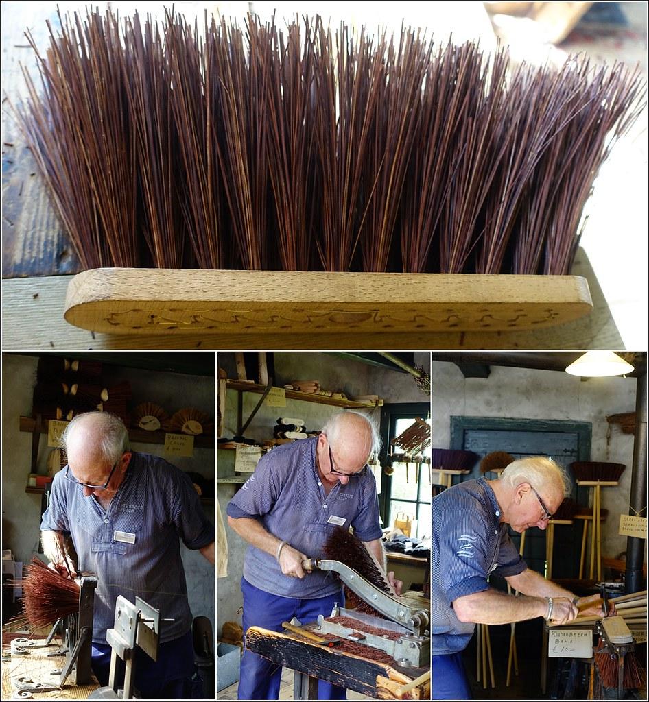 brush maker