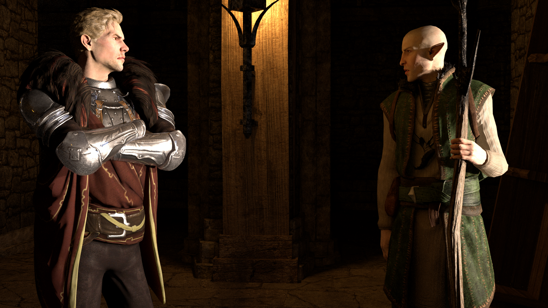 Chapter 17 Solas and Cullen argue