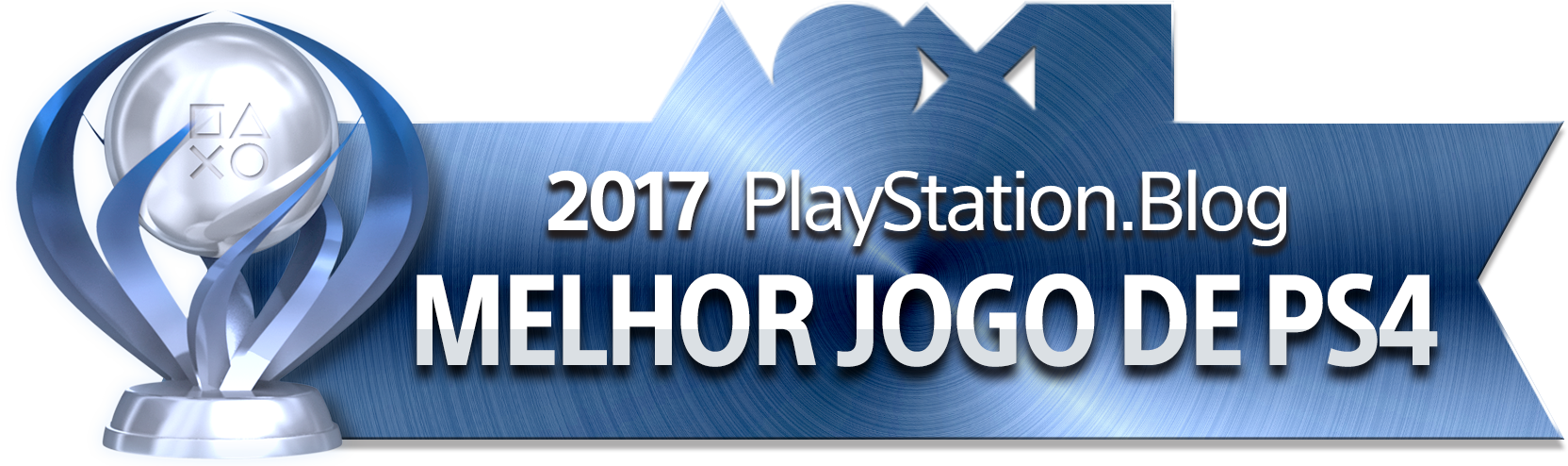 PlayStation Blog Game of the Year 2017 - Best PS4 Game (Platinum)
