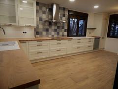 modelo bristol, madera de fresno maciza
