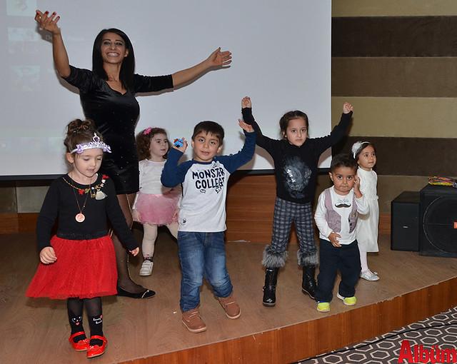 Ayşegül Abla Kreş ve Gündüz Bakım Evi yeni yıl kutlaması -2