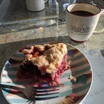 Cherry Pie and Coffee