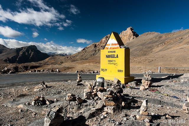 Nakeela Pass, ruta Manali a Leh