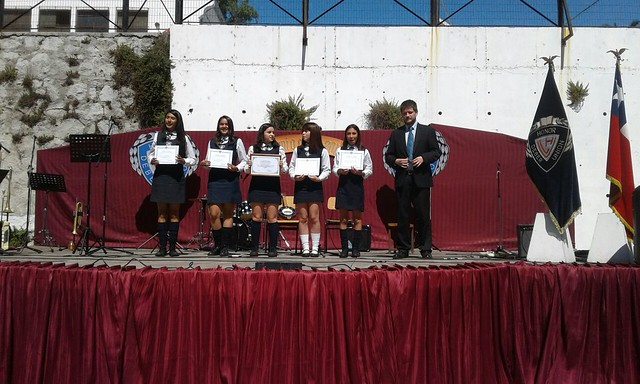 Premiación Alumnos 2017